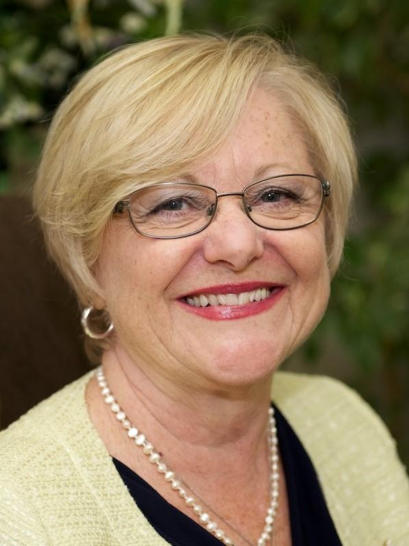 Reverend Ann Siddaway