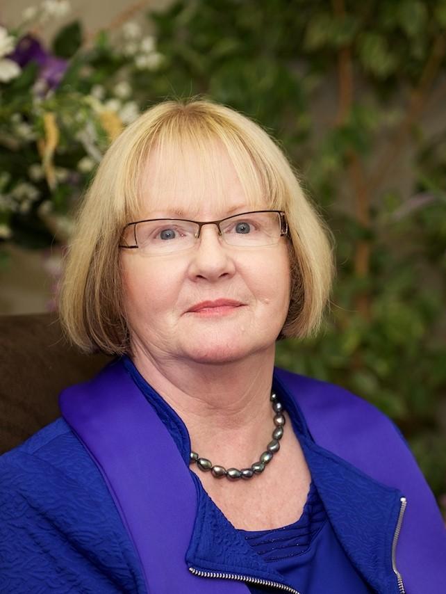 Reverend Melba Carlsen